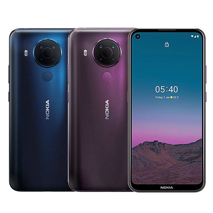 Nokia 5.4 6GB/64GB 6.39吋 雙卡雙待 智慧機(贈Type C傳輸線+鋼保等4好禮)