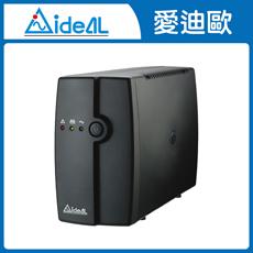 IDEAL 愛迪歐 在線互動式UPS IDEAL-5706C (600VA)