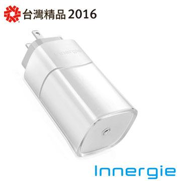 Innergie 台達電 PowerGear ICE 65瓦旅行萬用筆電變壓器+專屬2.4A連接器+收納袋