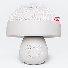 Skitoz Q1Max 藍牙喇叭 支援真實2.0聲道環繞立體聲  靚白放克