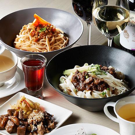 【雙人徐】經典炸醬麵+蕃茄肉末麵(共8入) [預購]