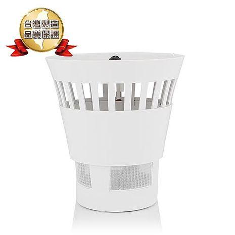 尚朋堂 LED吸入式補蚊燈SET-2033
