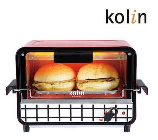 【歌林】3D烤網電烤箱(9L)/KBO-LN092