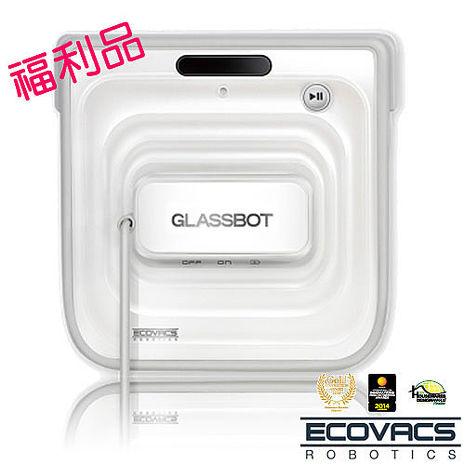 【Ecovacs 科沃斯】智慧擦窗機器人/G730(福利品)