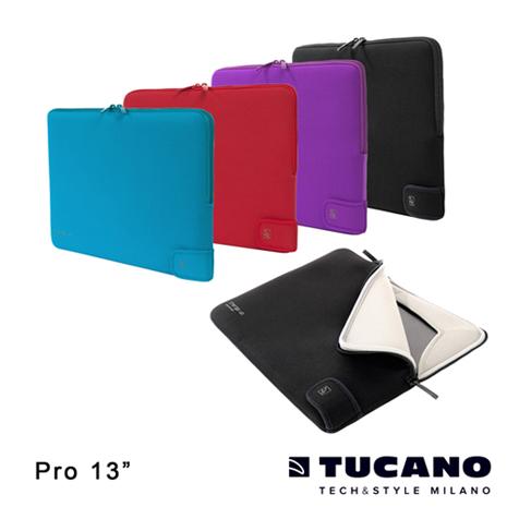 TUCANO CHARGE_UP MB Air/Pro 13吋專用雙重防震內袋紫