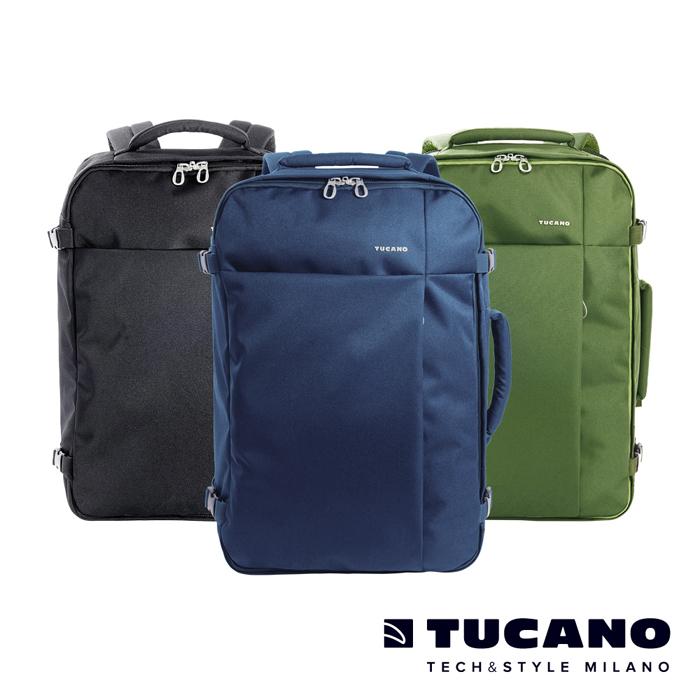 TUCANO TUGO 超大容量旅行後背包(L)