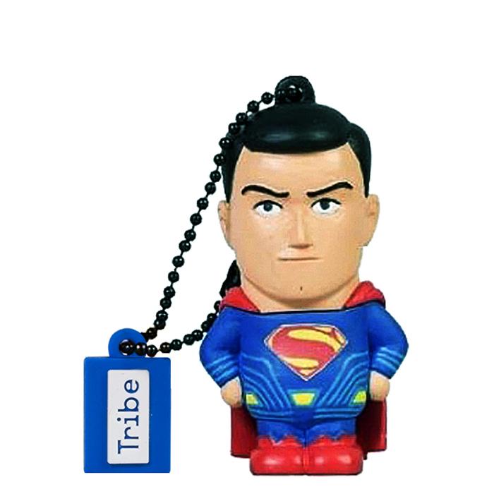 義大利TRIBE - 蝙蝠俠VS超人 8GB 隨身碟 - 超人電影限定版(SUPERMAN)