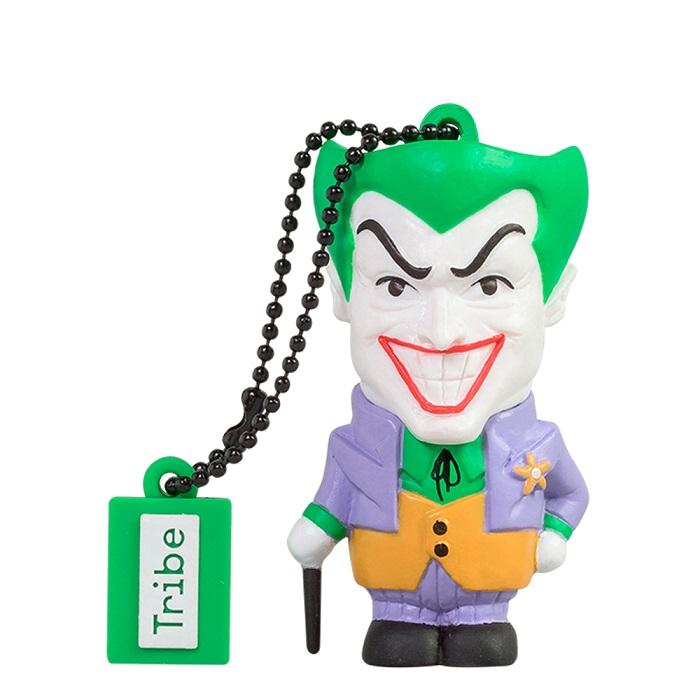 義大利TRIBE - 蝙蝠俠VS超人 8GB 隨身碟 - 小丑(JOKER)