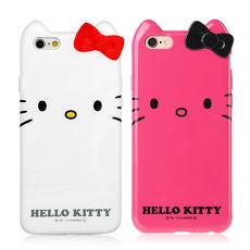 GD iPhone66s Kitty立體蝴蝶結保護套~ 款