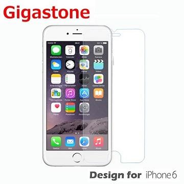 Gigastone iPhone6s 4.7吋抗刮防指紋鋼化玻璃膜