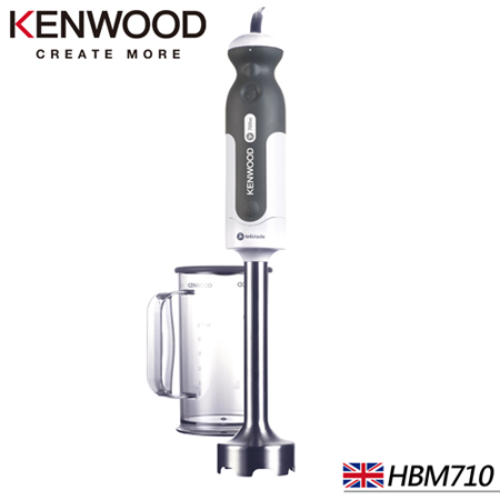 英國Kenwood Triblade系列手持食物攪拌棒 HBM710 (簡配組)