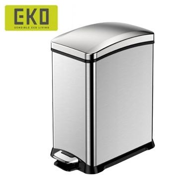 EKO樂活靜音垃圾桶-15L