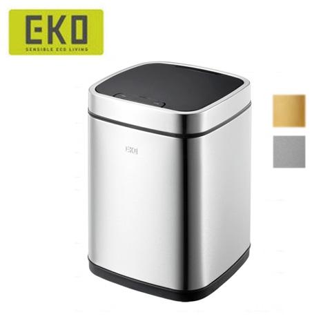 EKO臻美自動感應垃圾桶-6L(兩色可選)-居家日用.傢俱寢具-myfone購物