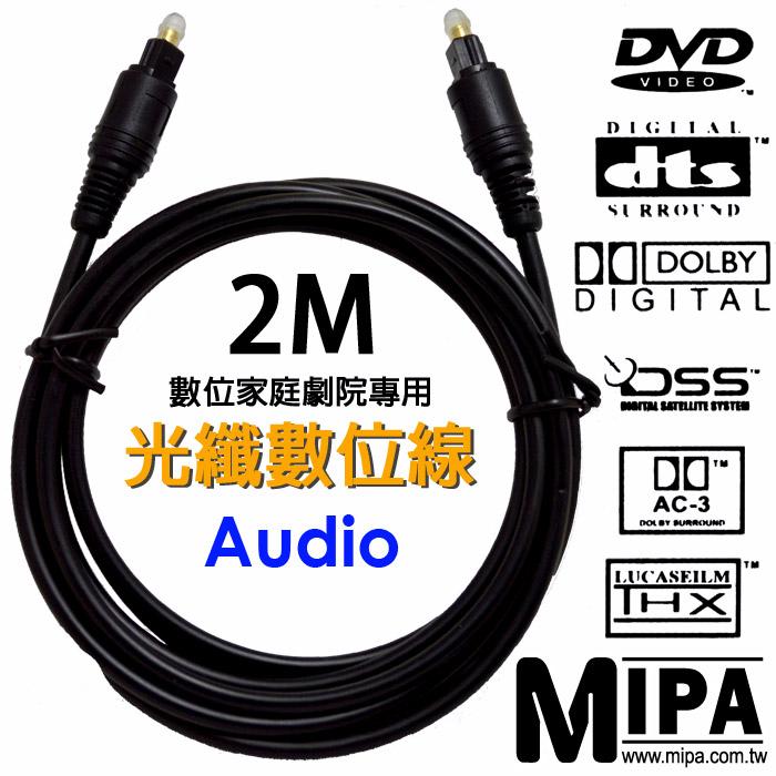 MIAP 光纖線2M(含轉換頭)(CY-A101)