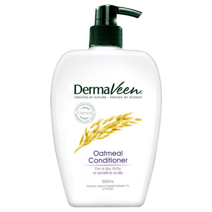 Dermaveen得麥膚 燕麥全效舒緩潤髮乳(500ml/罐)2017/05/21到期