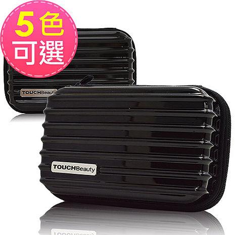 TouchBeauty 多功能過夜包/迷你行李箱/化妝包/收納包(共5色可選)-特賣黑色