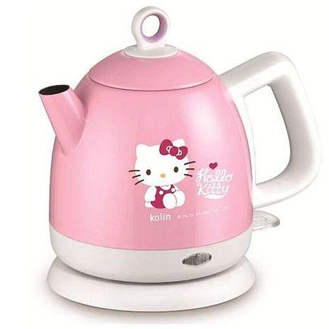 Kolin歌林-Hello Kitty不鏽鋼快煮壺(KPK-MNR1042)-特賣