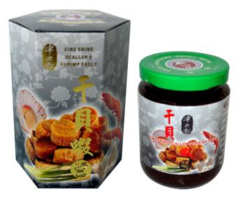 津之香干貝蝦醬