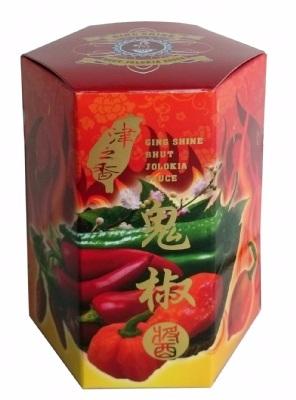 津之香鬼椒醬