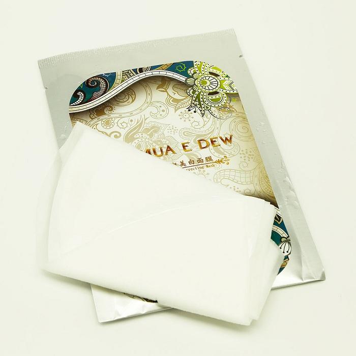 MUA E DEW水潤亮膚面膜(25ml/5片 /盒) 面膜 禾麗鎂