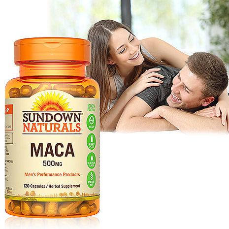 美國Sundown日落恩賜 四倍濃縮晶鑽瑪卡(120粒/瓶)