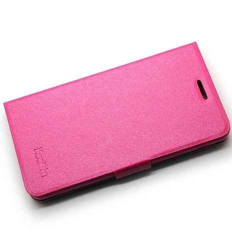 KooPin ASUS Padfone Infinity Lite (A80C) 璀璨星光系列 立架式側掀皮套(陶醉桃)-手機平板配件-myfone購物