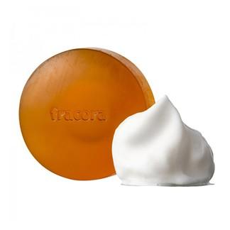 日本fracora 胎盤素極致細潤洗顏皂 80g