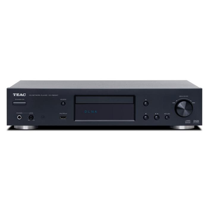 TEAC CD-P800NT CD播放器 能讓您享受網路收音機與音樂訂閱服務 高解析音樂串流功能-家電.影音-myfone購物