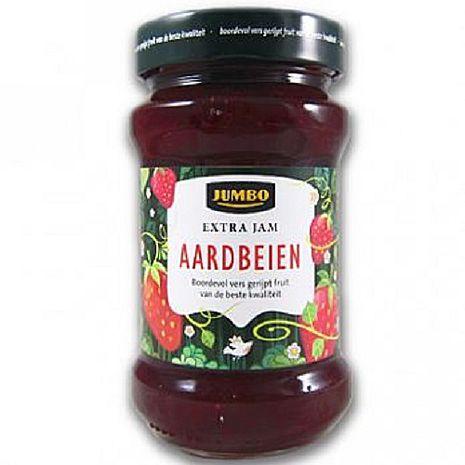 歐洲原裝進口JUMBO果醬-草莓(450g/瓶)
