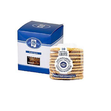 GOUDELIERS荷蘭焦糖煎餅10入(400g/盒)