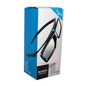 SONY BRAVIA專用主動式3D眼鏡【TDG-BT500A】