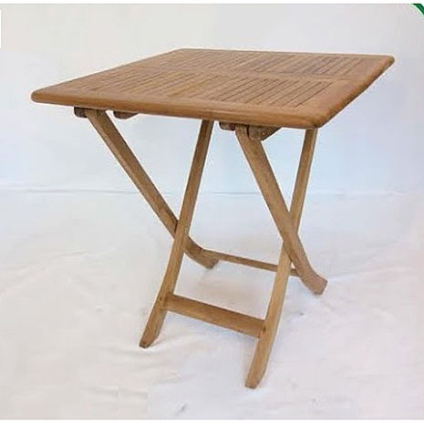 2.3尺柚木方折桌