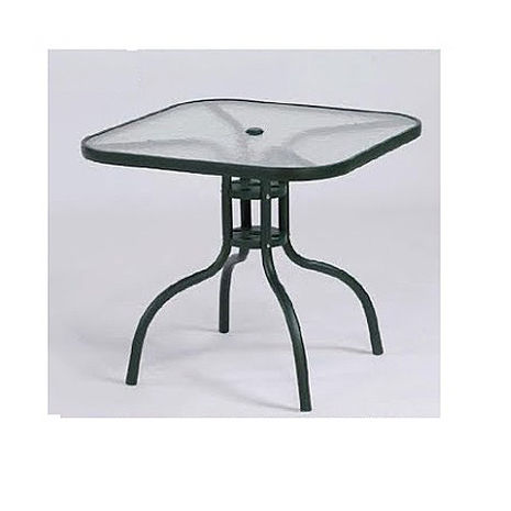 半鋁合金3尺方桌