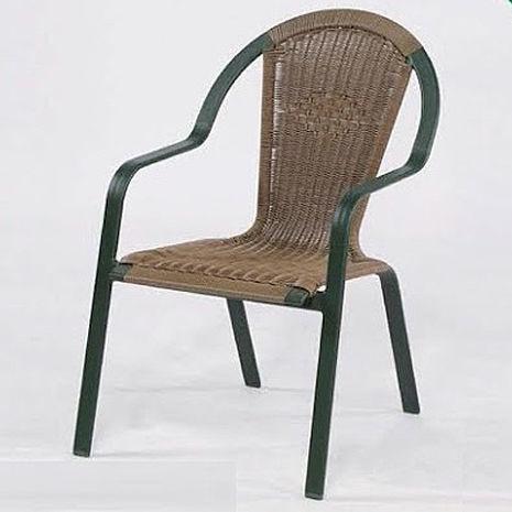 鋁合金蓮花椅