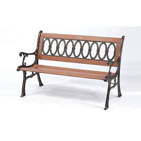 鑄鐵蛋型公園椅