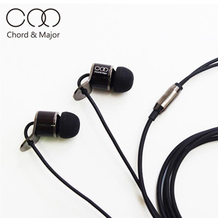 《Chord&Major》 Major 8' 13 - 搖滾樂調性 木質耳道式耳機
