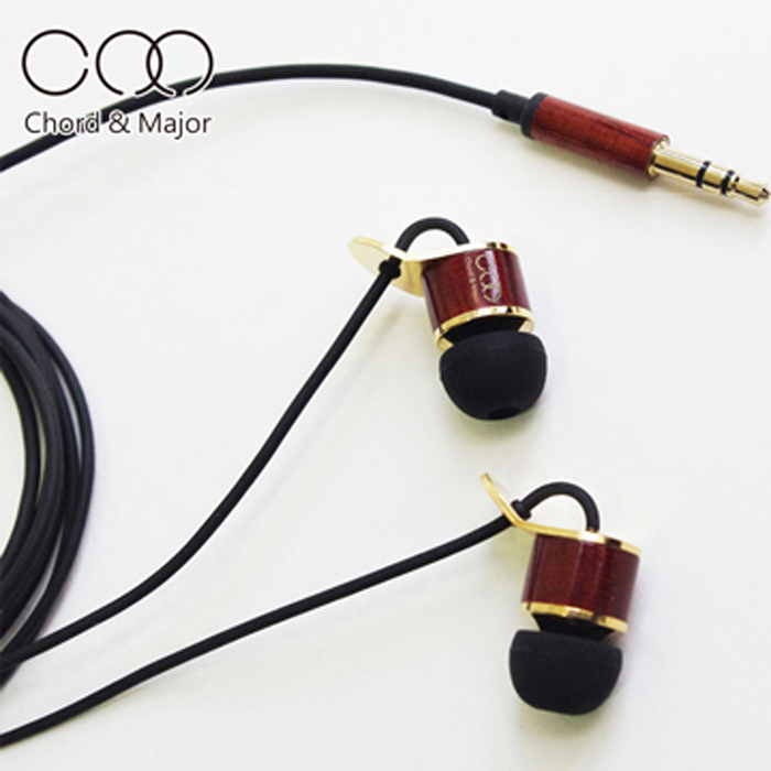 《Chord&Major》 Major 9' 13 - 古典樂調性 木質耳道式耳機