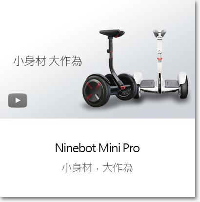 ninebot mini Pro 9號平衡車[國際版] 小米9號平衡車進化版