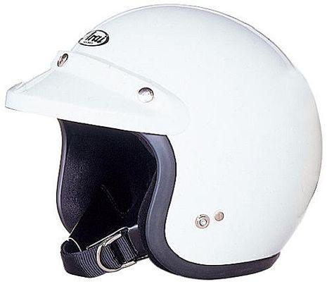 Arai S70 安全帽 - 白色 - 入門款(復古風)S
