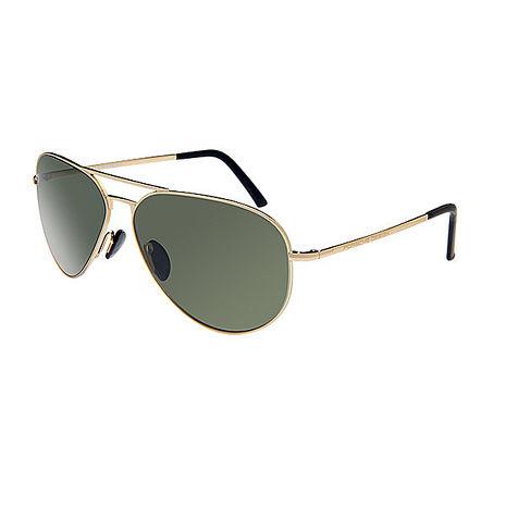 【PORSCHE DESIGN 保時捷】P8508A 飛官款式-偏光太陽眼鏡