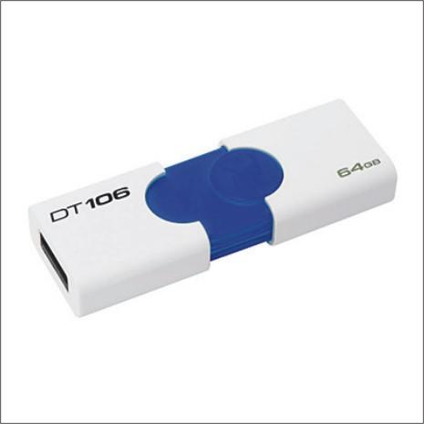 金士頓 Kingston DT106/64GB USB3.1 高速隨身碟