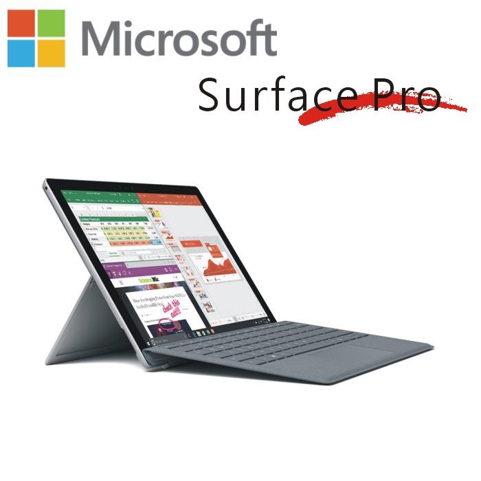 (客訂)Microsoft New Surface Pro i5/4G/128G(含原廠黑色鍵盤+皮革保護套)