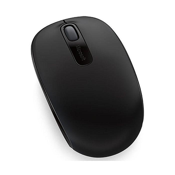 Microsoft 微軟 1850 無線滑鼠紫色