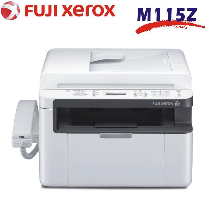 Fuji Xerox 富士全錄 DocuPrint M115z 黑白無線雷射傳真事務機