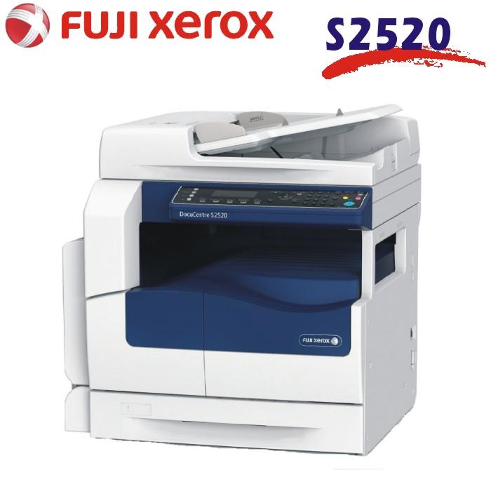 Fuji Xerox 富士全錄 DocuCentre S2520 A3黑白數位多功能複合事務機(含傳真套件、第二紙匣)