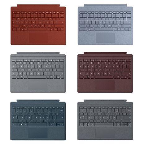 Microsoft Surface Pro Alcantara鍵盤七色可選