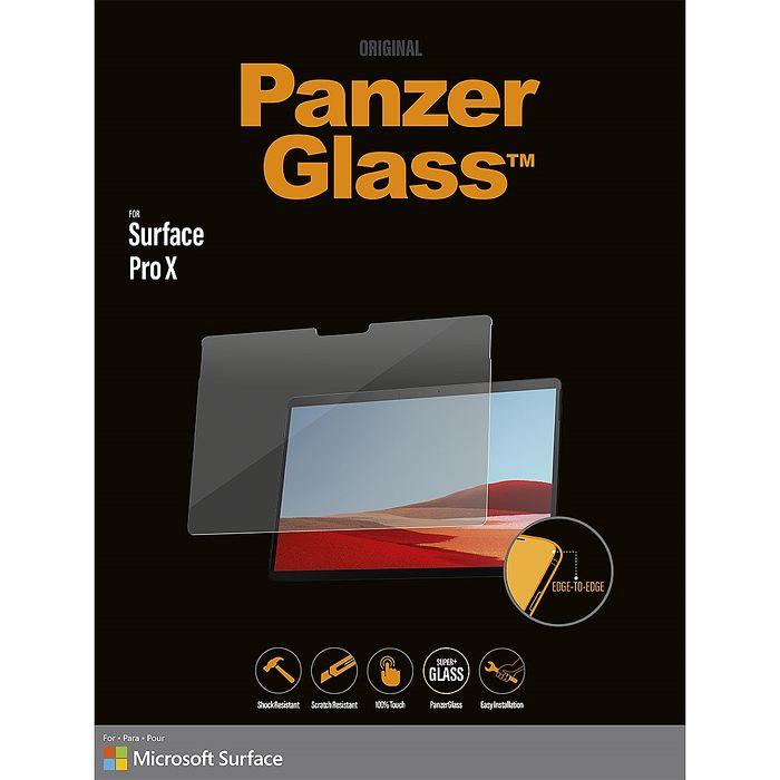 北歐品牌 Panzer Glass Surface Pro X專用 玻璃保護貼