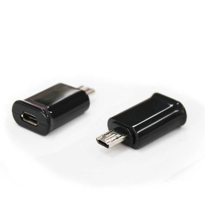Rockfire Micro USB 5pin母 轉 11pin公 MHL專用轉接頭-手機平板配件-myfone購物