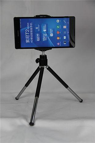 手持握把+手機架夾相機架組合 穩定器 穩定架 相機攝影機單眼攝影燈 補光 自拍棒 自拍神器可搭配Gopro