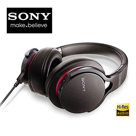 【附原廠攜行袋及分享線】SONY 耳罩式耳機 MDR-1ADAC 內建擴大器 可折疊式結構【公司貨】